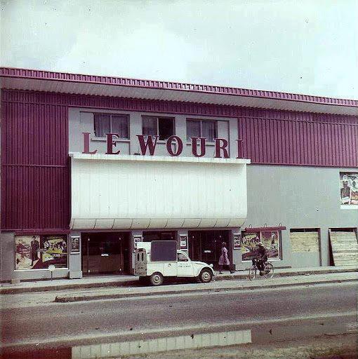 Cinéma le Wouri Douala