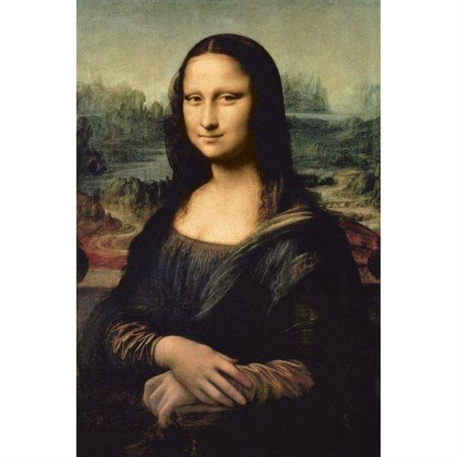 La Joconde - Leonard De Vinci