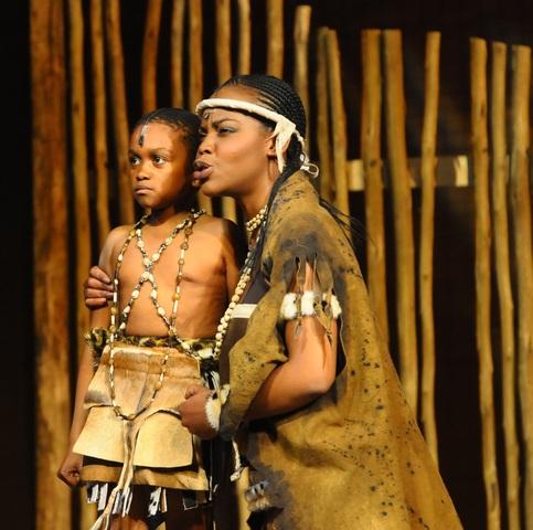 Nandi Mère de Shaka Zulu
