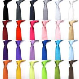 Camaieu de cravates hommes