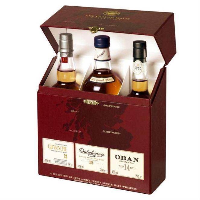 Coffret Whisky St Valentin